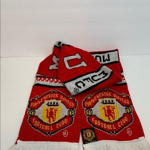Other - Manchester United Football Club Scarf